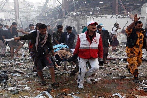 شهادت اعضای یک خانواده 4 نفره در صعده یمن