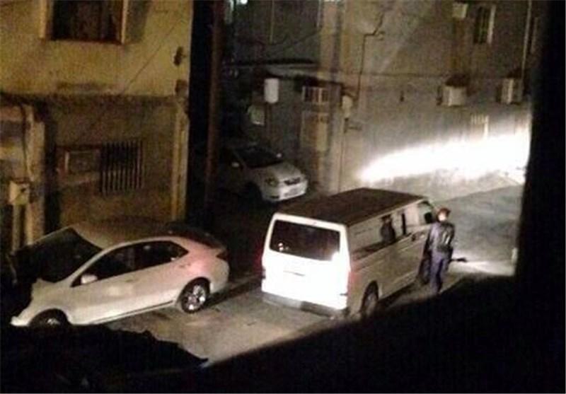 نیروهای امنیتی رژیم آل خلیفه به چندین روستا یورش بردند
