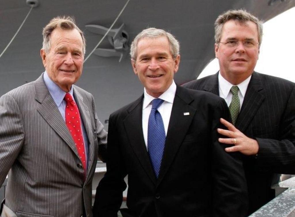 خبرنگاران جبهه ضد ترامپ جمهوریخواهان دولت بوش تشکیل شد