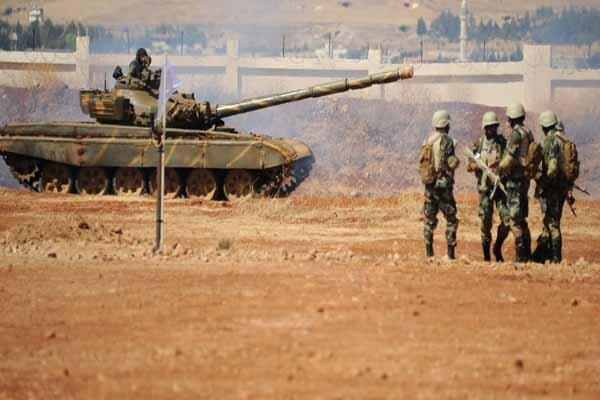 ارتش سوریه کنترل 2 منطقه استراتژیک در حومه حماه را برعهده گرفت