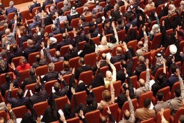 یک سوم نمایندگان مجلس عراق کرونا گرفته اند