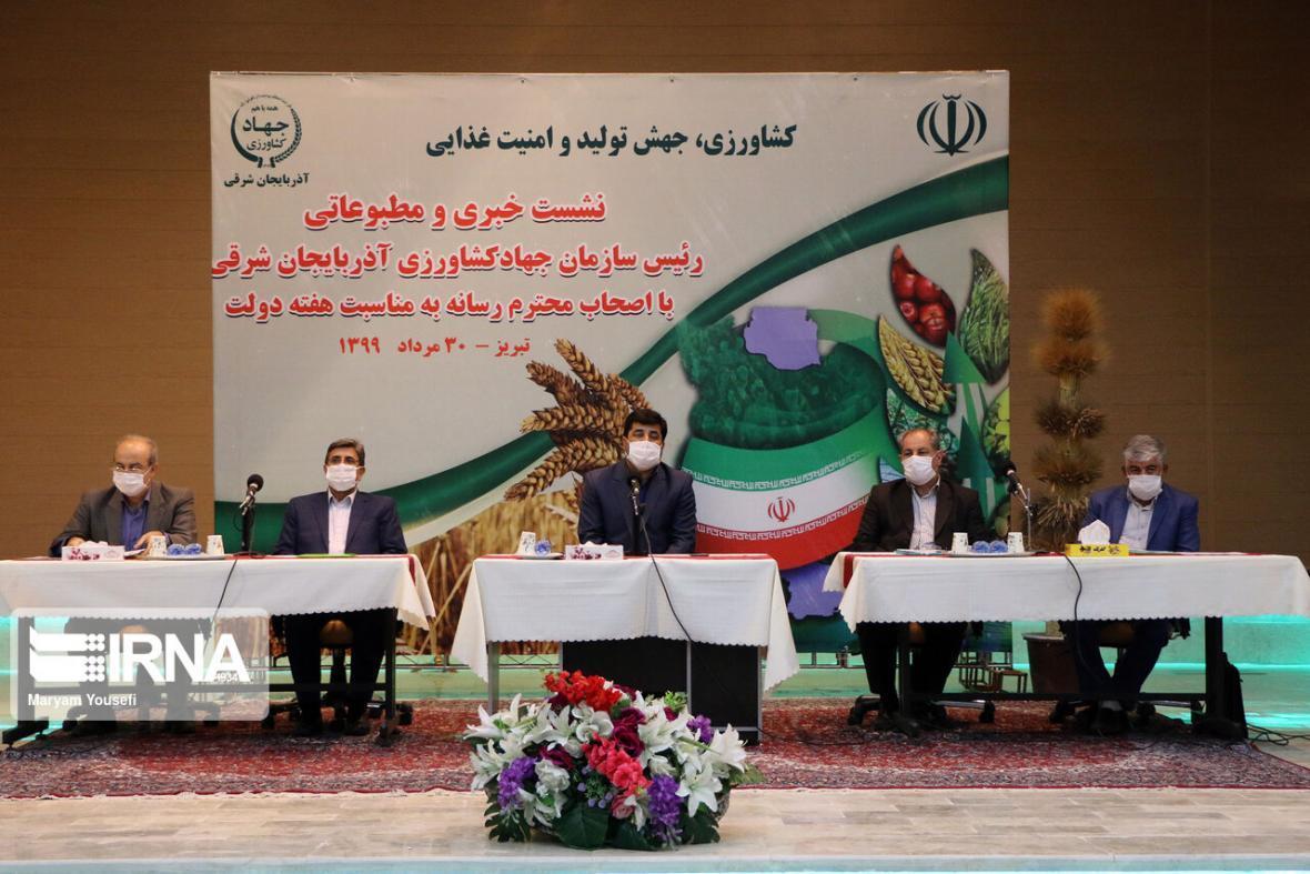 خبرنگاران 118میلیارد تومان اعتبار مکانیزاسیون کشاورزی در آذربایجان شرقی جذب شد