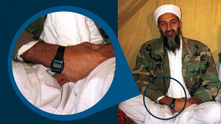ساعت مچی محبوب بن لادن و گروه های مسلح، چرا از کاسیو استفاده می نمایند؟