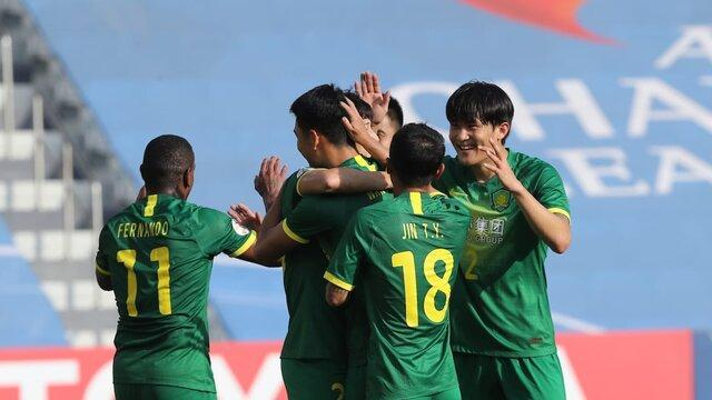 برنامه یک چهارم نهایی لیگ قهرمانان آسیا