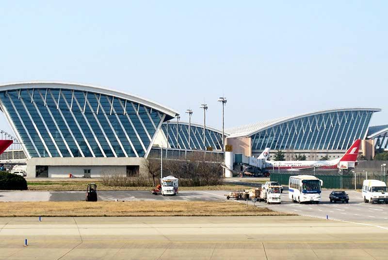 فرودگاه بین&zwnjالمللی پودنگ شانگهای، دومین فرودگاه شلوغ چین، عکس