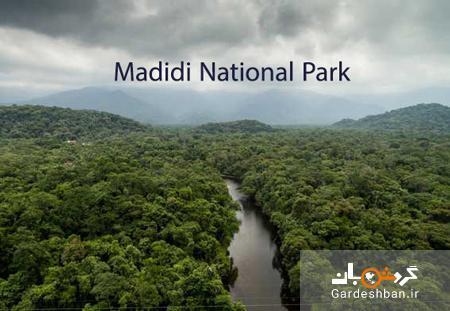 پارک ملی مادیدی، پارکی که می تواند انسان را فلج کند!