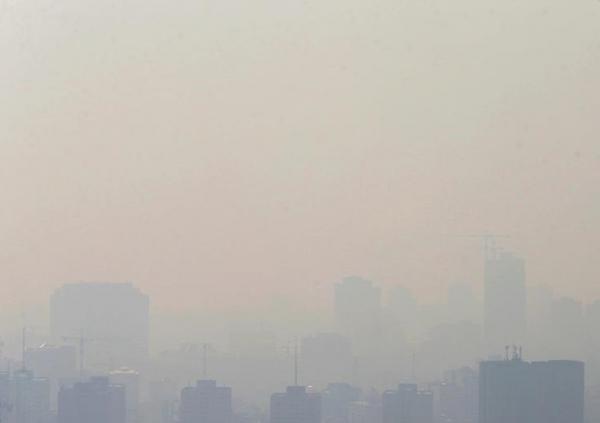 دی ماه 99؛ آلوده ترین ماه تهران در 10 سال گذشته