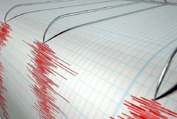 وقوع زلزله 4.4 ریشتری در آب های خلیج فارس